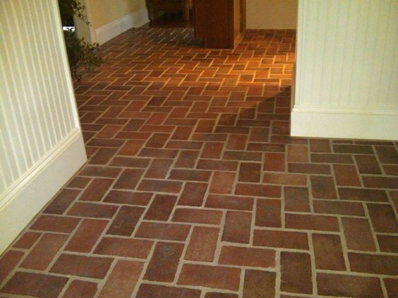 Brick Tile Products For Flooring