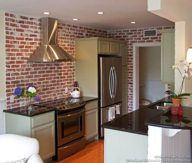 Classic Rustic Thin Brick Side 6 1/2 X 2 X 1/2""